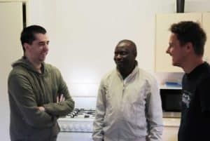 Centacare student completes his work experience as a disability support worker with Identitywa.