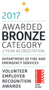 Bronze Winner Volunteer Employer Recognition Awards