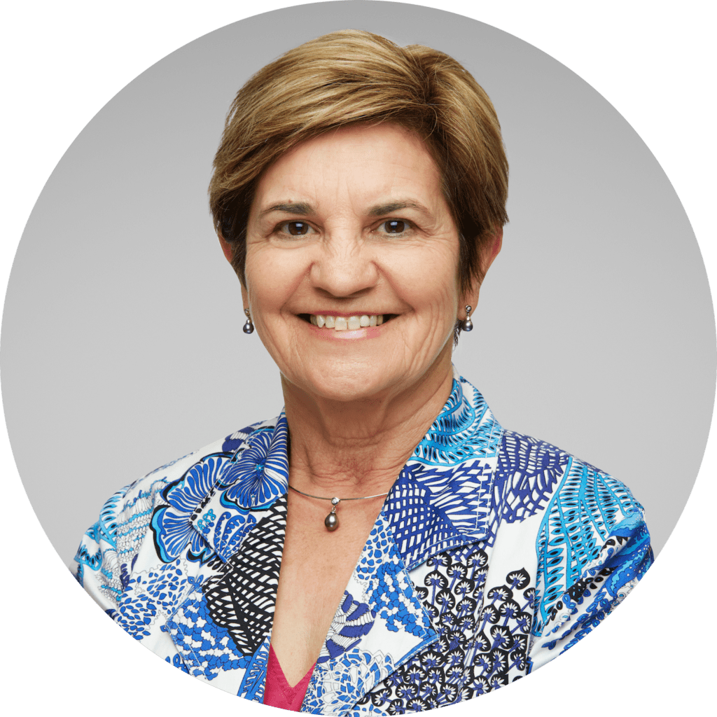 Centacare Board Member Ann Anderson.