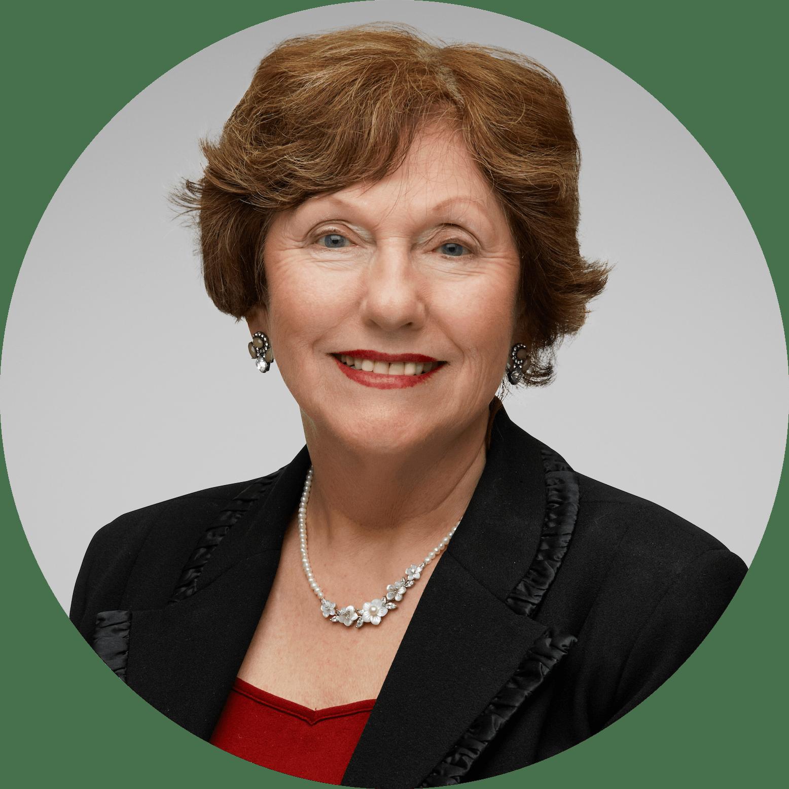 Centacare Chairwoman Gwen Wood.