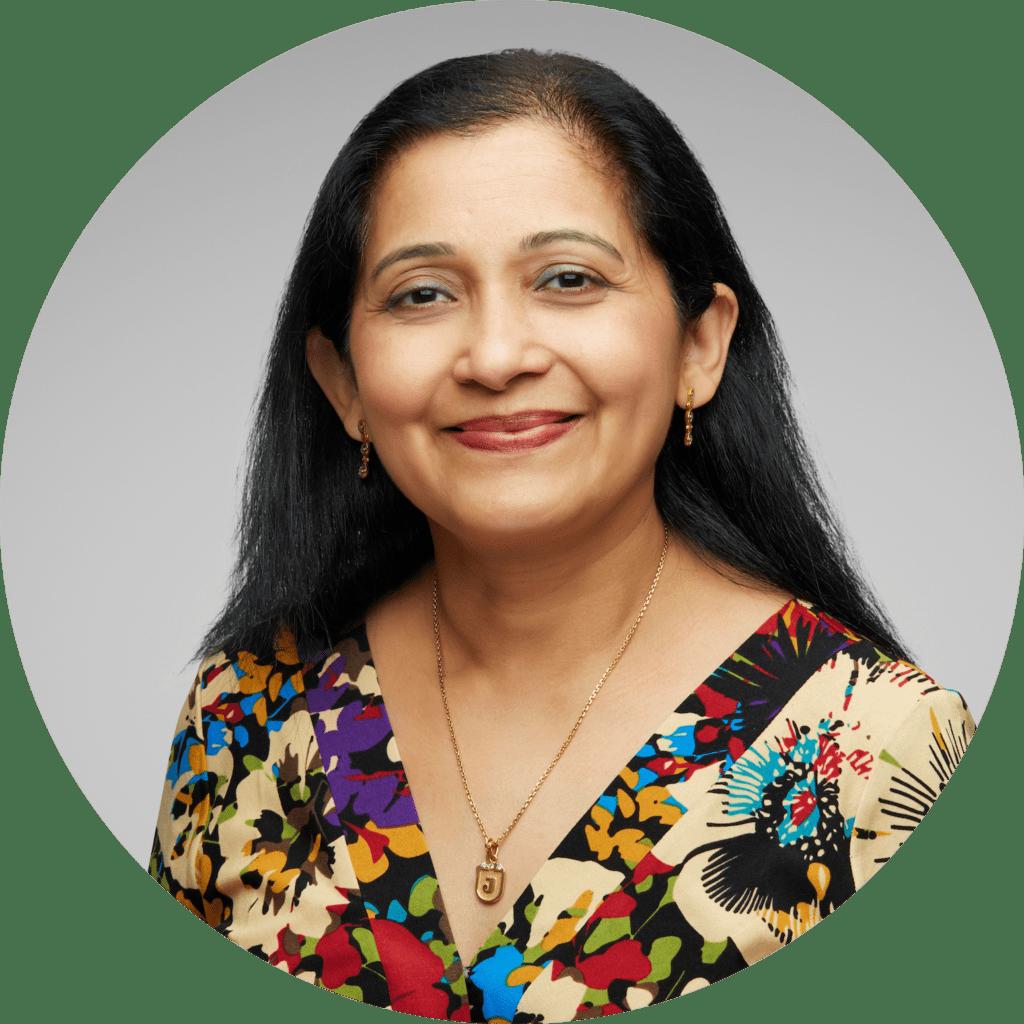 Centacare Board Member Jaya Dantas.