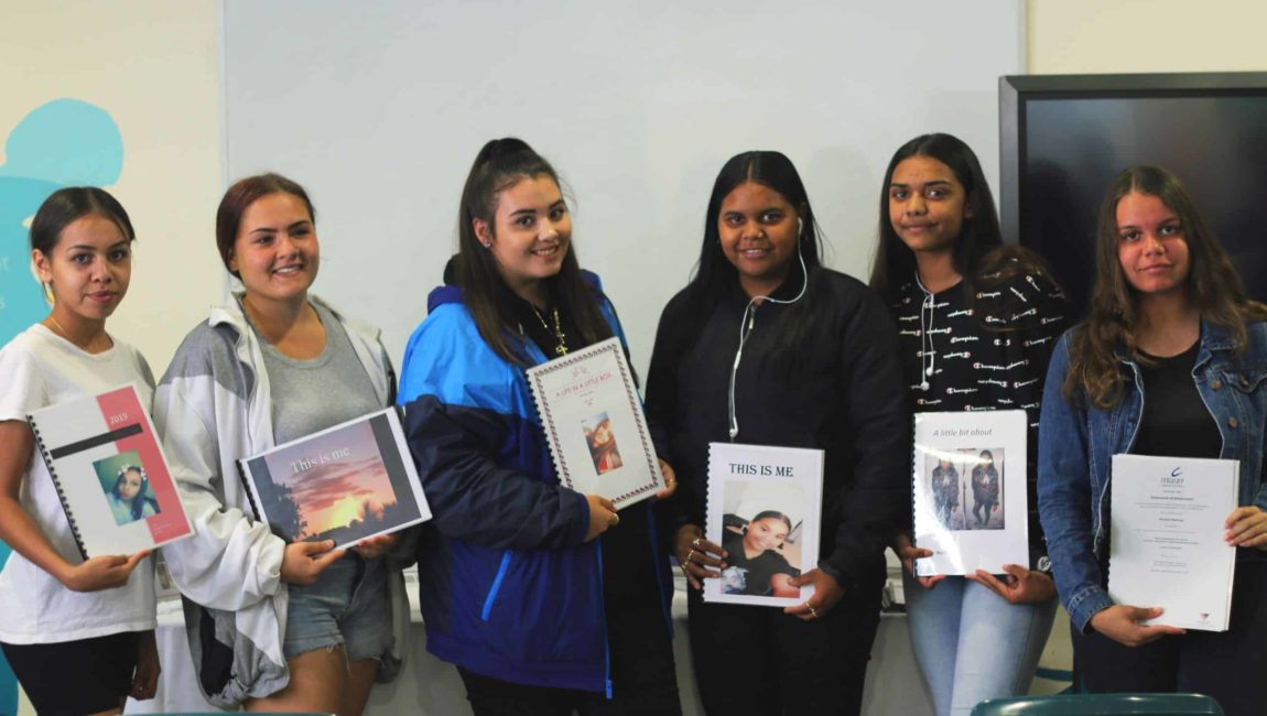 Centacare's Kadadjiny Bidi (Learning Path) Students Publish Books on Life as an Indigenous Teen