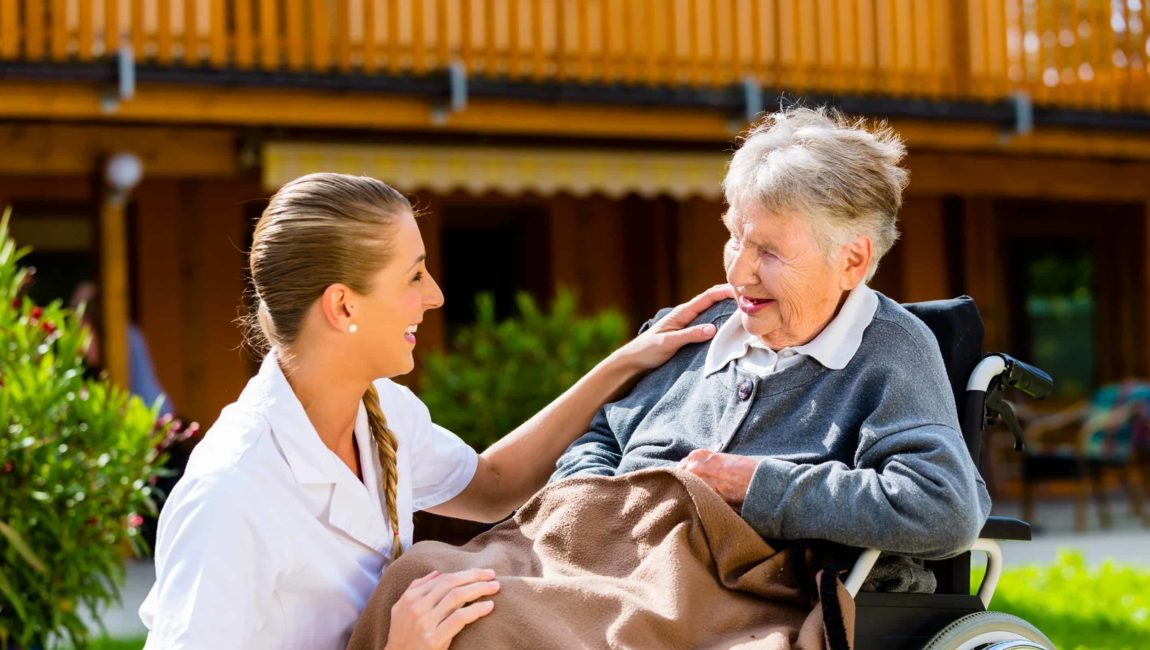 Ageing Population Drives Demand for Aged Care Workers