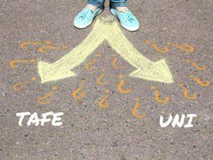 TAFE vs UNI