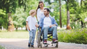 Image of informal supports becoming a carer for a family member